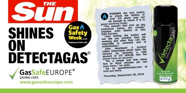 Company fined £1.25m for carbon monoxide leaks