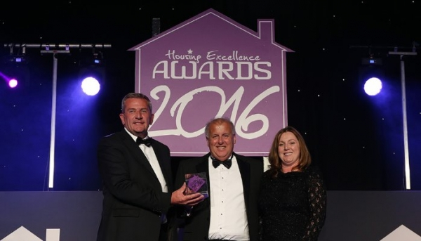 Housing Excellence Awards 2016 – Supplier of the Year Award